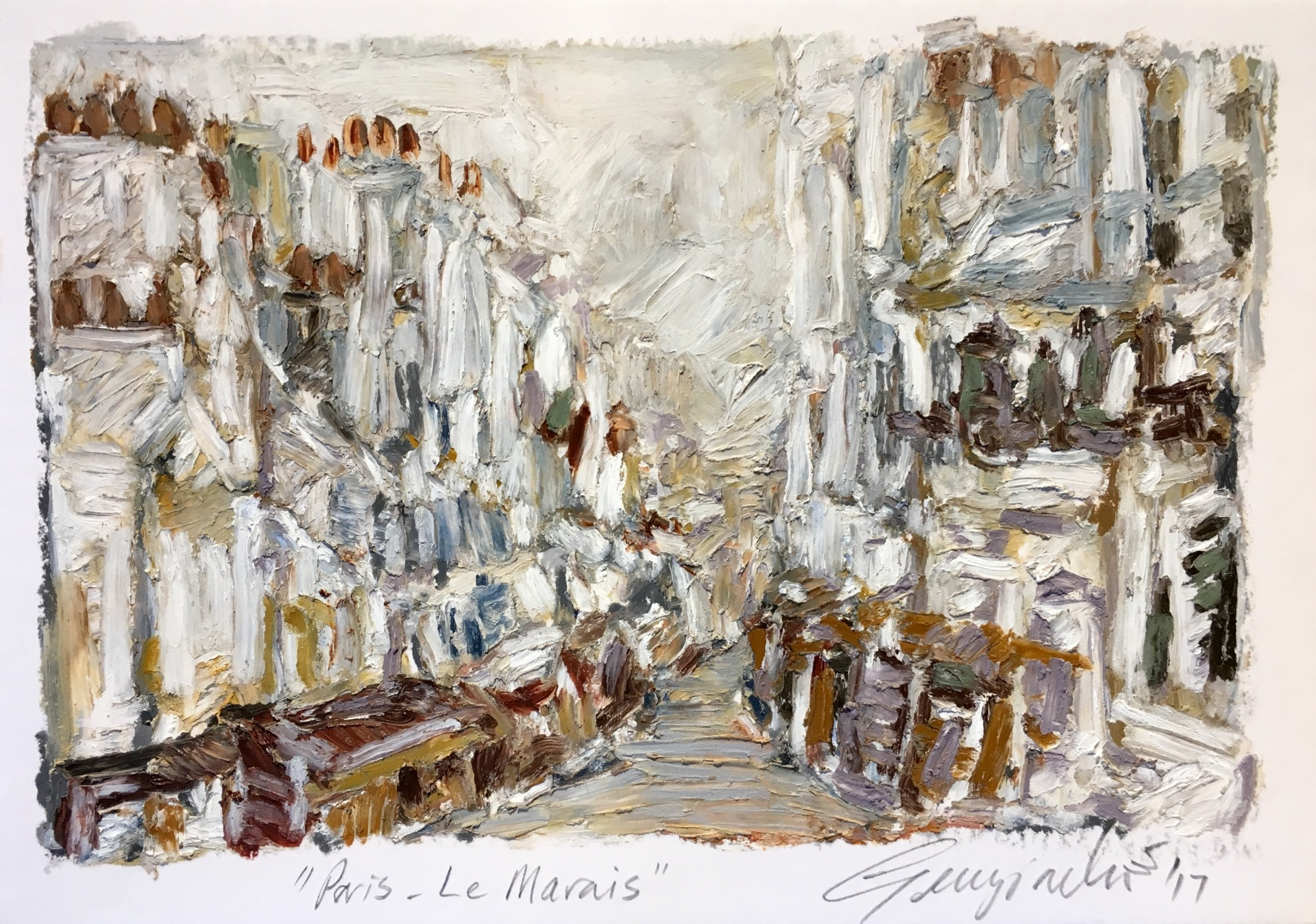 Paris Le Marais (SOLD)