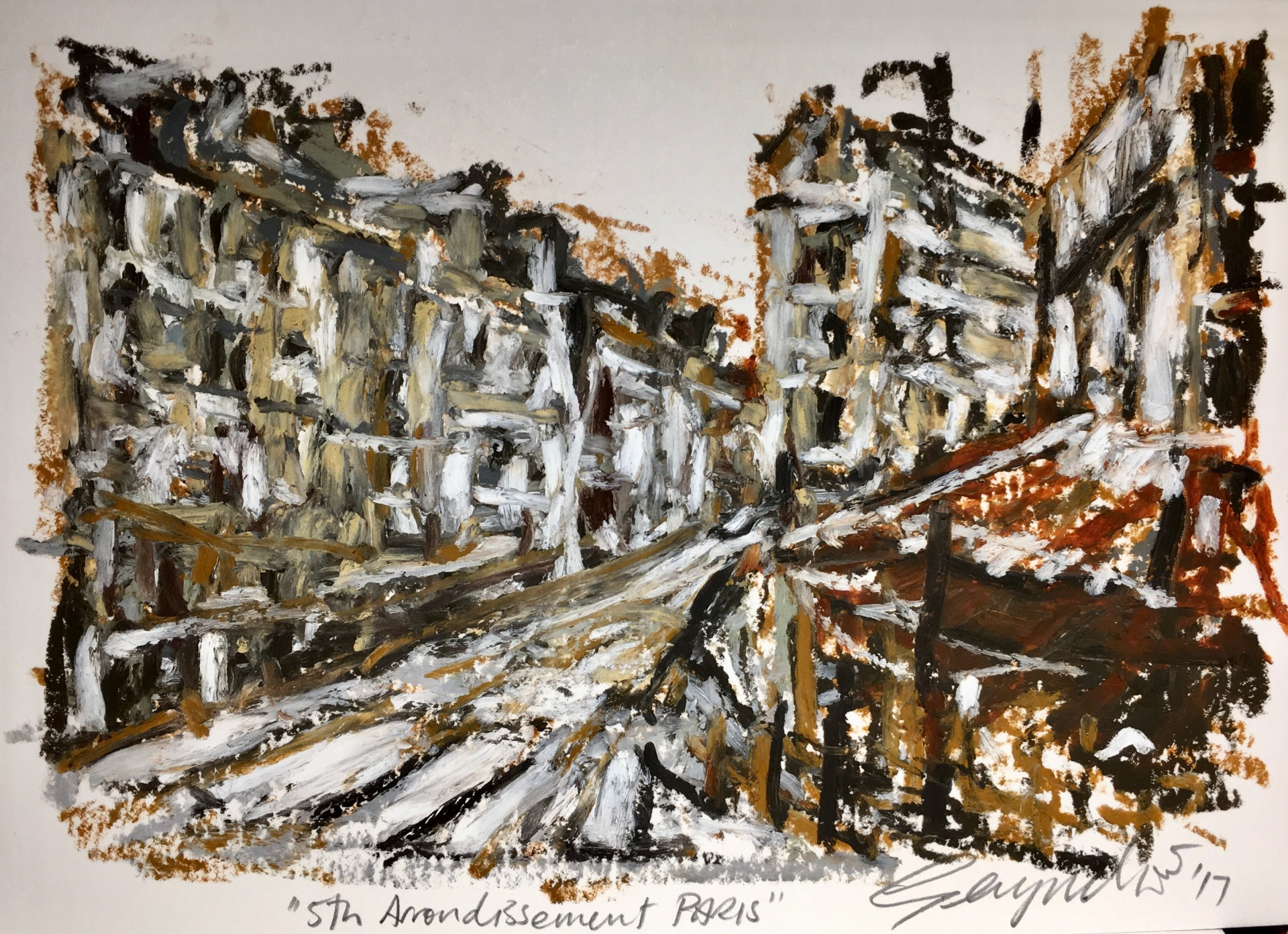 5th Arrondissement Paris (SOLD)