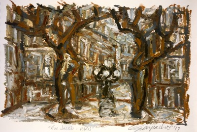 Rue Jacob PARIS (SOLD)