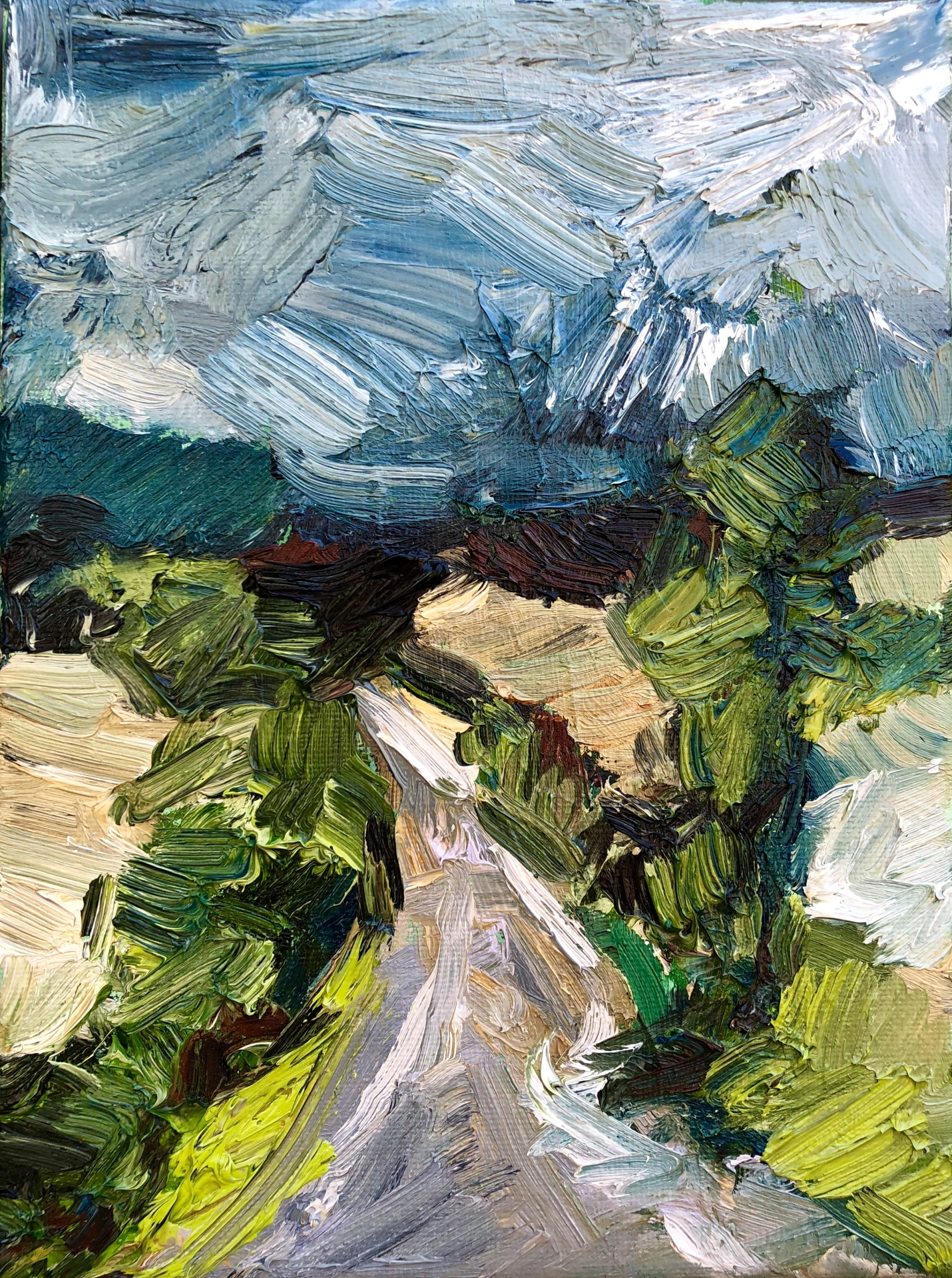 Storm over Yass Valley Way (SOLD)