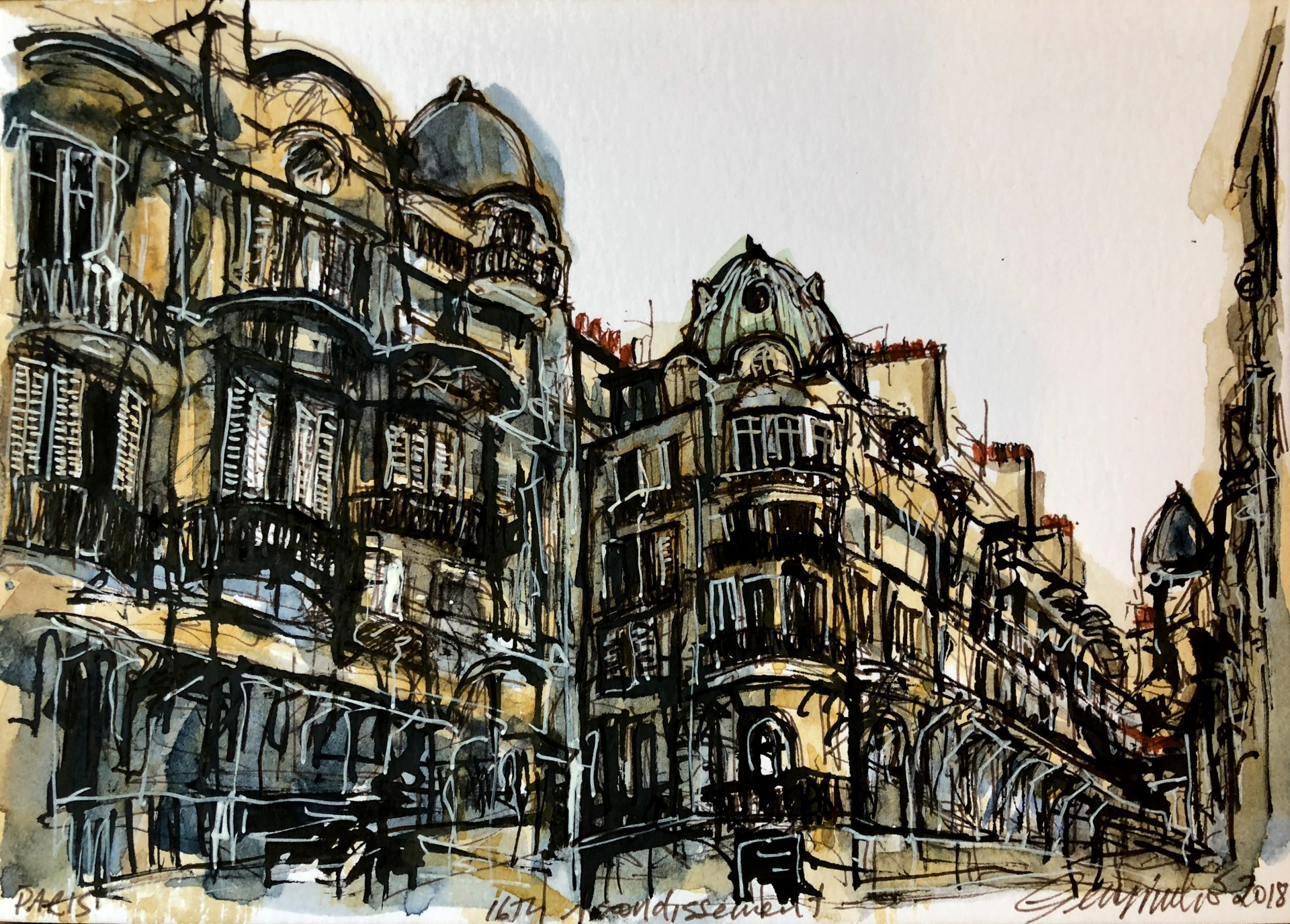 16th Arrondissement Paris (SOLD)